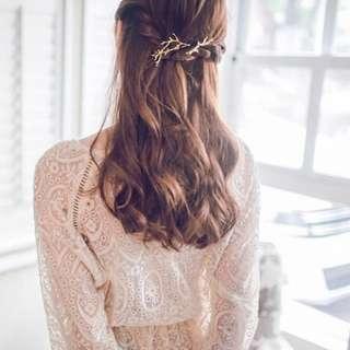 lovisa bride twig pins 2pcs