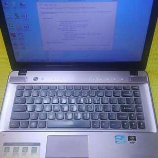 Lenovo idea pad G470
