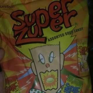 Permen Super Zuper