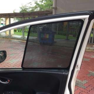 💯 over car models Magnetic Carshades/sunshield
