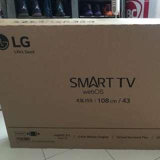 LG 43LJ550T