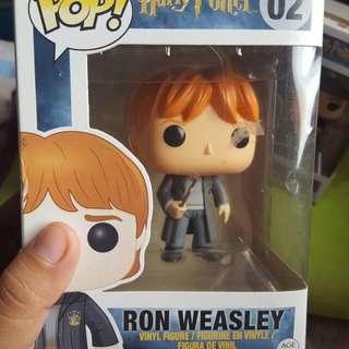 FUNKO POP: RON WEASLEY