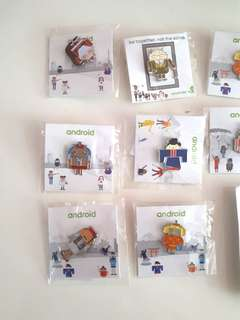 Android pin MWC
