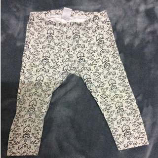 Baby Zara Pants Girl 9-12 Months