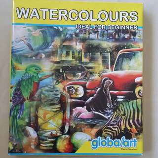 Art Materials Water Colour