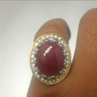 Ruby Africa natural & genuine (BigSale)