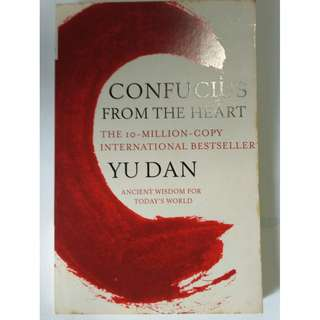 Confucius from the Heart (Author: Yu Dan)