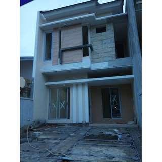 Dijual Rumah Minimalis Baru Gress Mulyosari - Surabaya