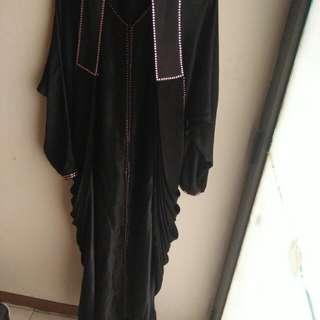 abaya ori saudi xxl