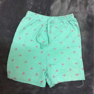 Assign Baby Shorts Girl 6-12 Months