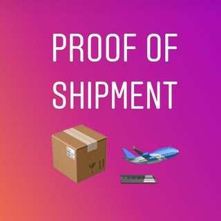Shipped to Bauan, Batangas