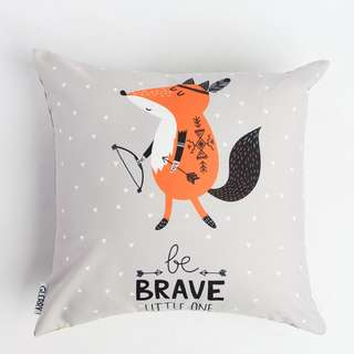 Little Brave Cushion - Bantal Sofa - 40 x 40