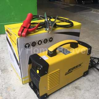 "BN Portable ""Boss"" Arc Welding Machine (ARC230E)"