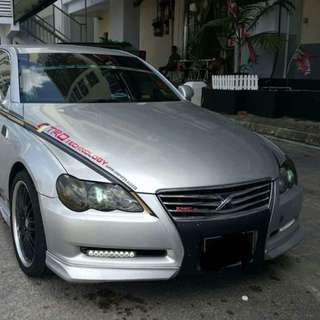 Toyota Mark X 2.5 V6