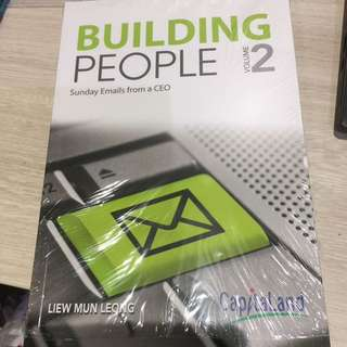Building people volume 2 by CapitaLand