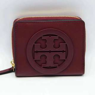 Tory Burch Charlie Short Mini Wallet