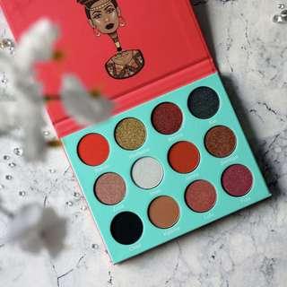 ✨ INSTOCK SALE: Juvias Place The Saharan Eyeshadow Palette