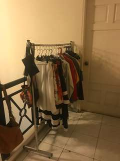 Clothes rack tiang gantungan baju