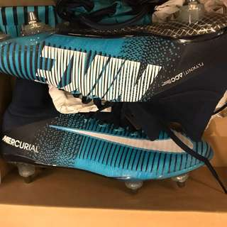 MERCURIAL SUPERFLY V soft ground