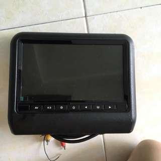 Headrest monitor universal