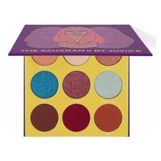 ✨ INSTOCK SALE: Juvias Place Saharan II eyeshadow palette