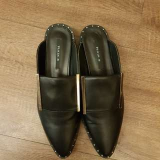韓國尖頭女鞋
