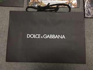 各奢侈品牌紙袋