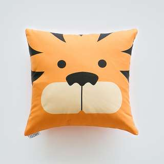 Rawr Tiger Cushion - Bantal Sofa - 40 x 40