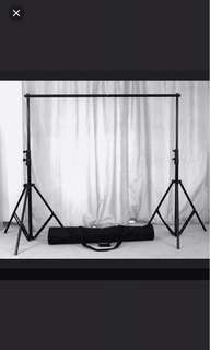 Backdrop Stand (2m by 2m)