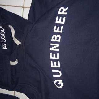 Pullover hodie QueenBeer