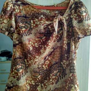 Batik elegant