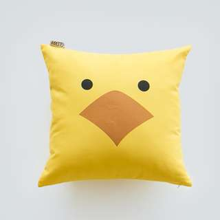Yellow Bird Cushion - Bantal Sofa - 40 x 40