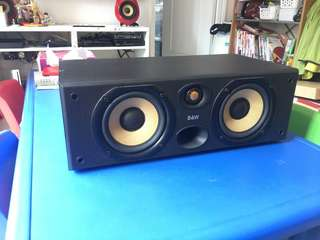 B&W CC6 speakers 喇叭
