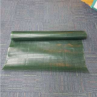 Green Flexible Plastic Garden Mesh