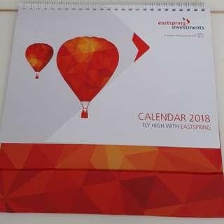 New Calendar 2018