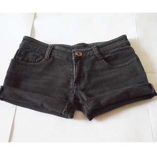 hotpants bangkok hitam / black