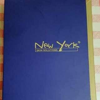 New York Skin Solution Sample Set