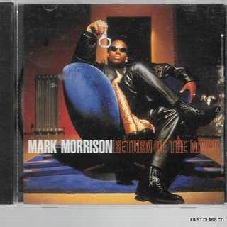 MY PRELOVED CD- MARK MORRISONRETURN OF THE MACK -  - /FREE DELIVERY (F7C)