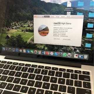Macbook Pro Retina 13'' Mid-2014