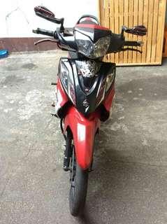 SUZUKI FL125RCMD