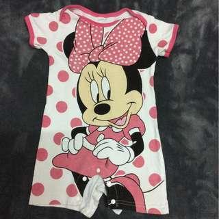 Disney Romper 6-12 Months Girl