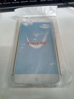 Flare S6 Jelly Case