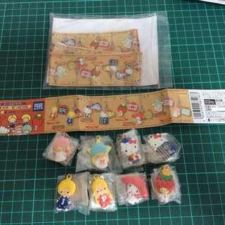 Sanrio Complete Set Accessory