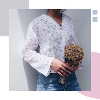 Fashion Korea // Kemeja Putih // Baju Korea