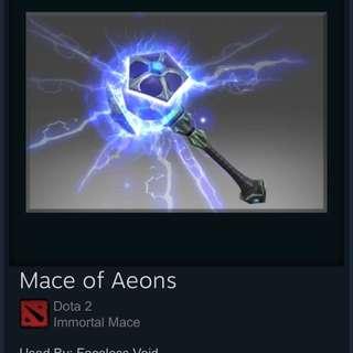 Dota 2 Mace of Aeon