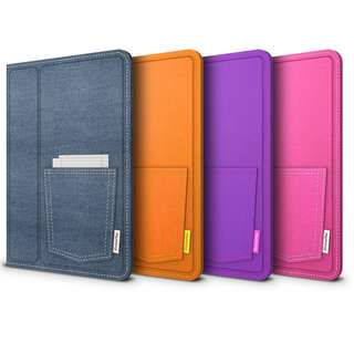 XtremeMac iPad mini case and iPad 3 back cover