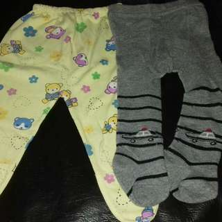 PL legging and celana panjang baby