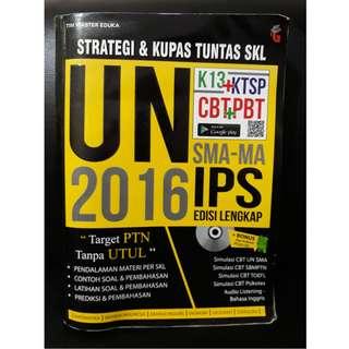 Materi UN SMA IPS 2016