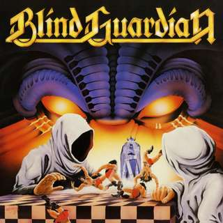 Blind Guardian ‎– Battalions Of Fear CD
