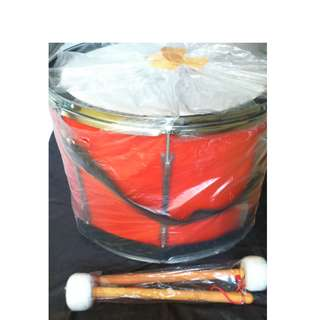 bass drum supporter 18 inc